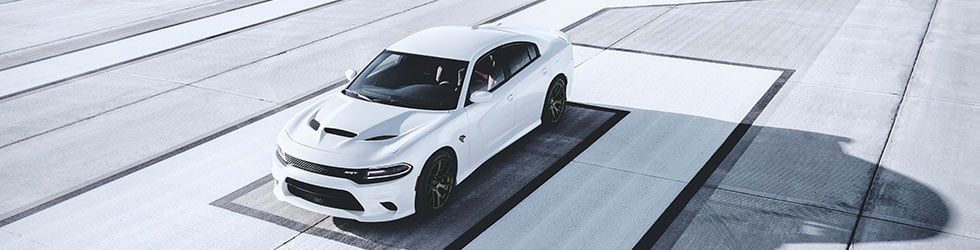 Dodge Charger Hellcat fastest sedan in the world