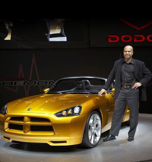 Dodge demon geneva motor show 2007
