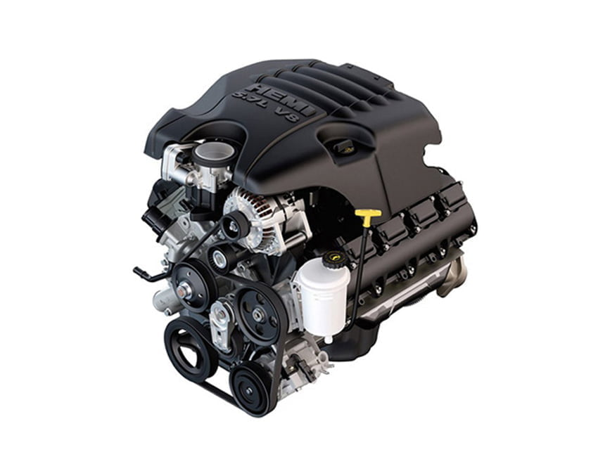 5.7L HEMI V8 Engine with MDS