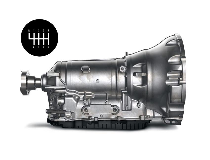 Torqueflite 8 speed automatic atransmission