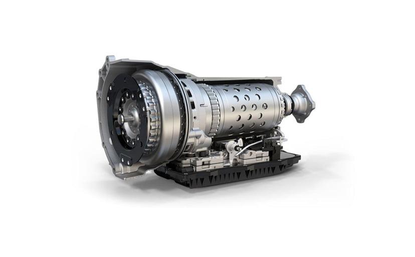 Torqueflite 8-speed automatic transmission
