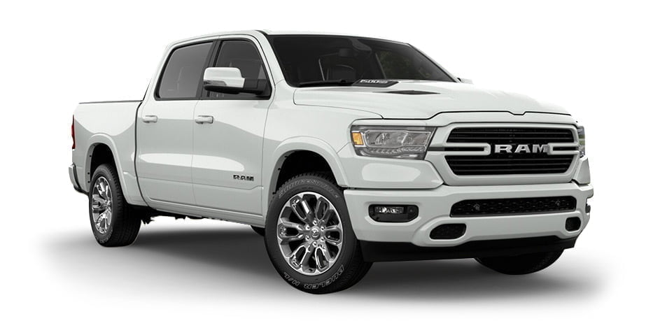Ram 1500 sport colors available in europe