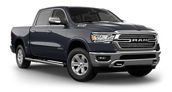 New generation RAM 1500 Laramie