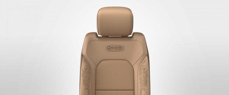 2019 Ram 1500 Interior Seat Longhorn Natura plus filigree leather