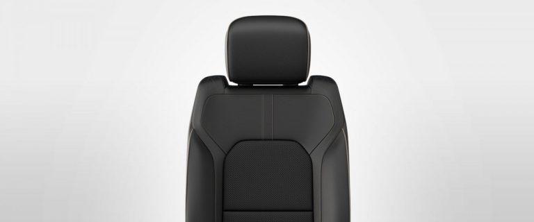 2019 Ram 1500 Interior Seat Limited Natura plus black