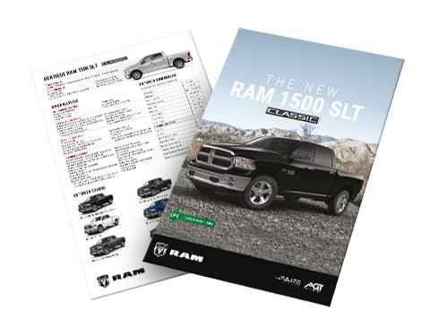 dodge ram 1500 SLT 2019