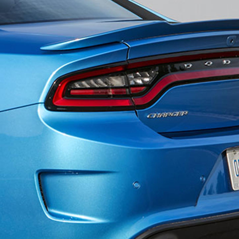 LED back Dodge Charger