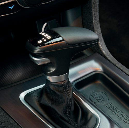 Charger automatic transmission