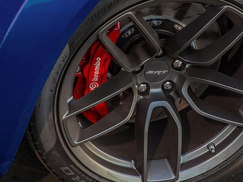Brembo brakes Dodge Charger