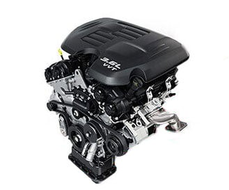 dodge pentastar engine