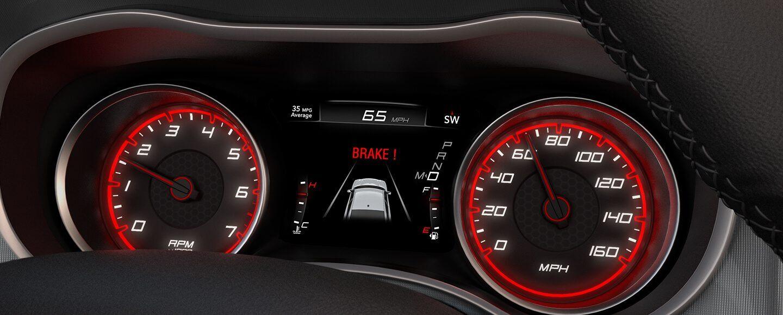 2019 Dodge Charger safety brake Agt Europe