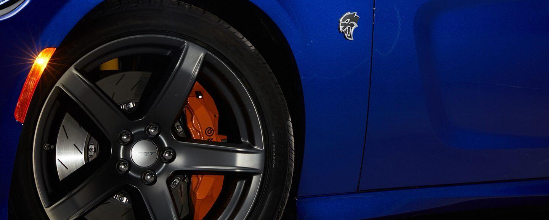 2019 Dodge Charger safety braking Agt Europe