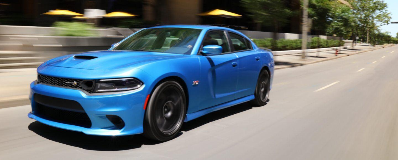 Dodge Charge b5 blue
