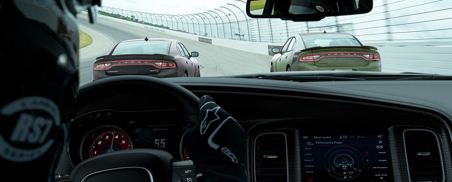 2019 Dodge Charger safety traction control Agt Europe