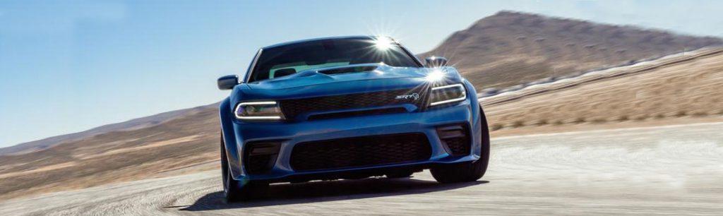 the new 2020 dodge charger hellcat sedan