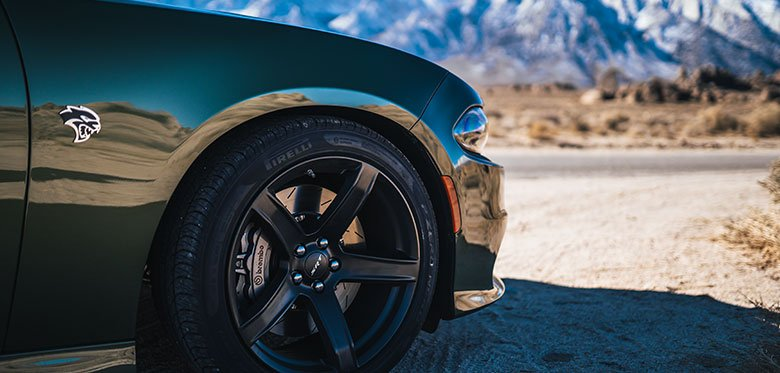 2019 dodge charger alumium wheel