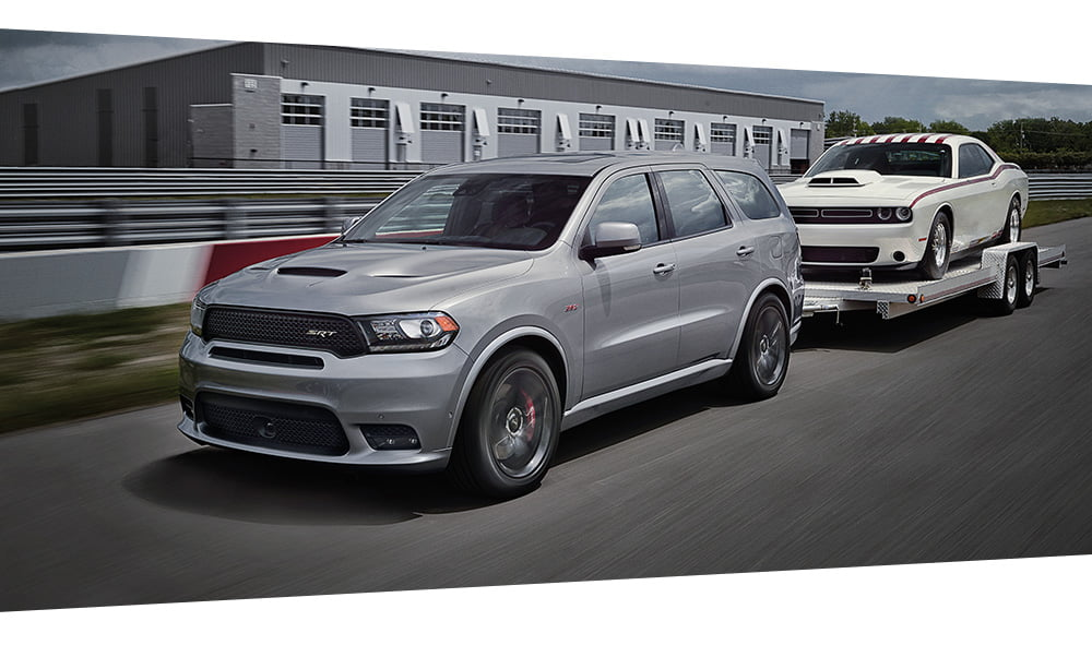 2019 Dodge Durango performance tow Agt Europe