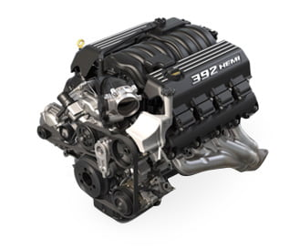 6.4 dodge hemi engine