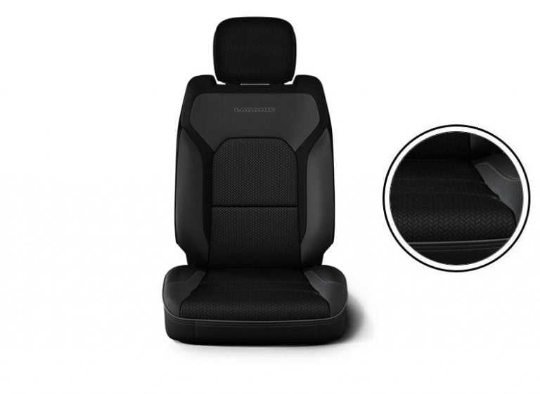 seats ram Laramie with Sport or Black Packages