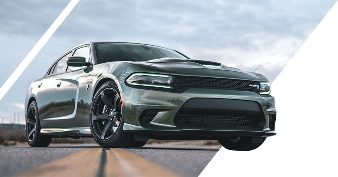 Dodge Charger SRT Muscle Car AGT Europe