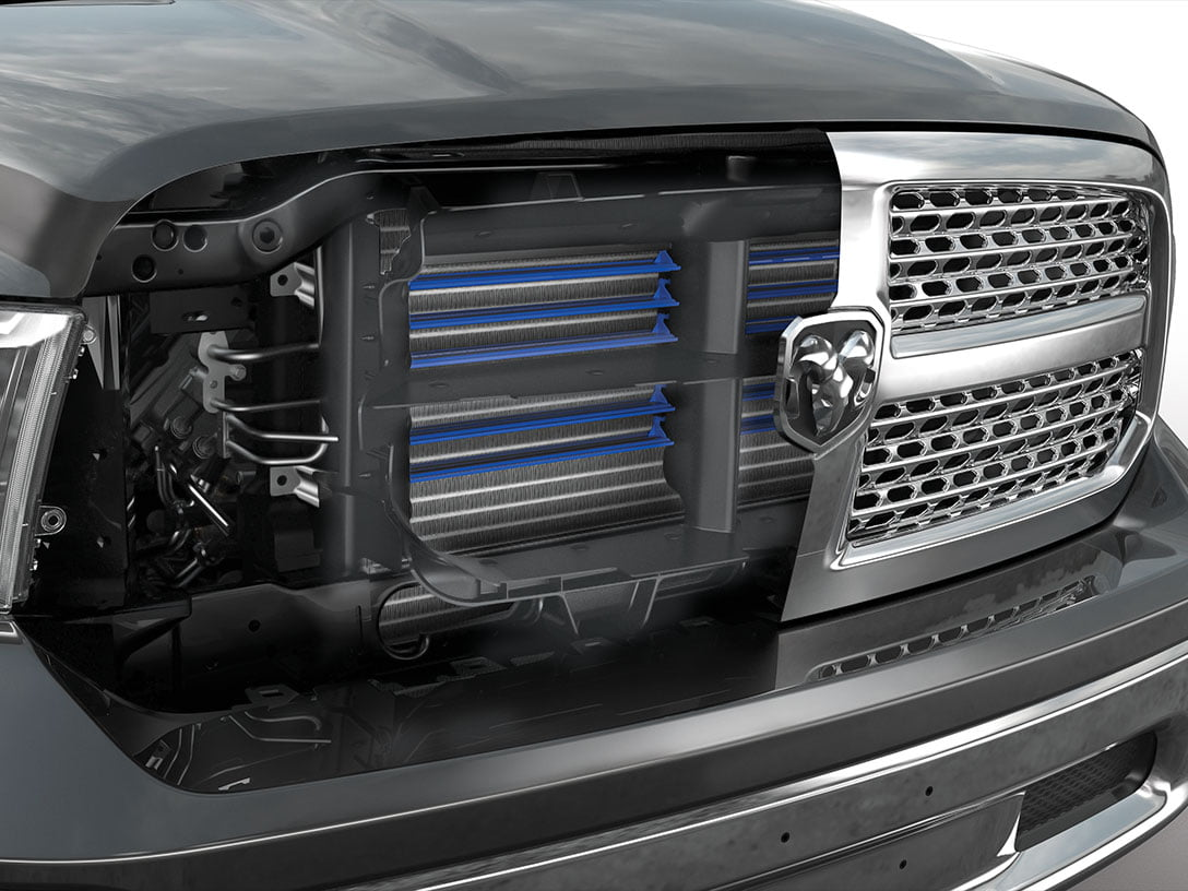 Active Air® Grille Shutters ram 1500