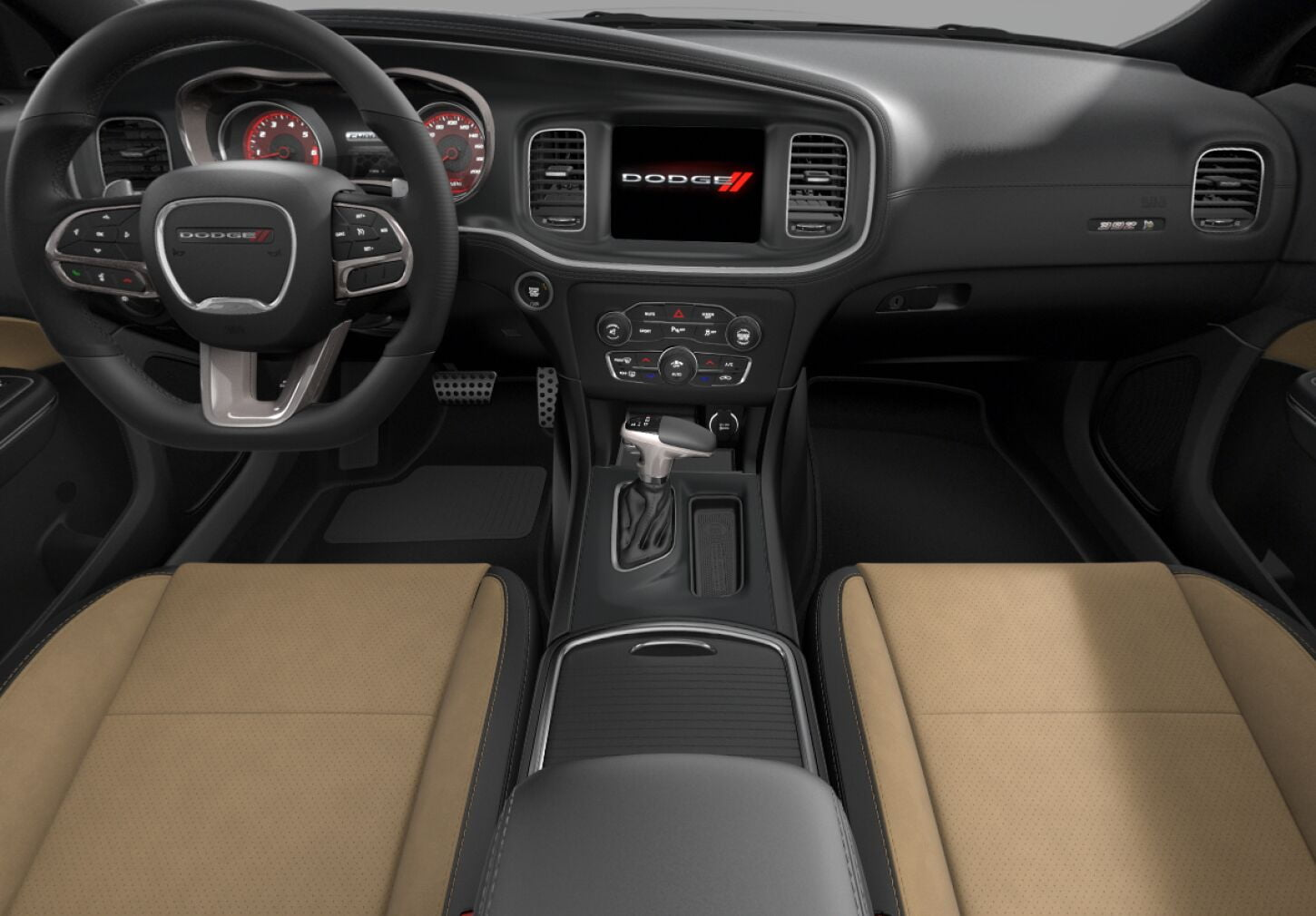 2020 Charger scat pack interior caramel