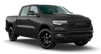 Ram 1500 Limited black edition 2020